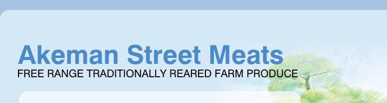 Akeman Street Meats